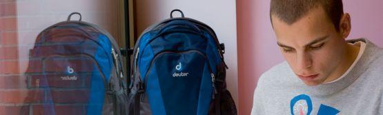 Bookpacks, Cityrucksack, Gürteltaschen