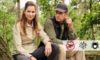 Mücken- und Zeckenschutz Bekleidung