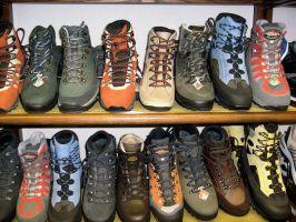 Schuhe, Stiefel, Socken