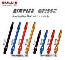 Simplex Alu Shaft