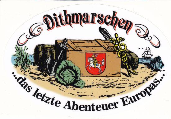 new style caa0c ed7b5 Dithmarschen - das letzte Abenteuer Europas